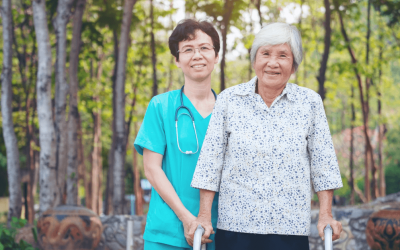 Is It Time for Assisted Living or Nursing Home Care?