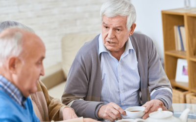 Moving Elderly into a Senior Care Facility