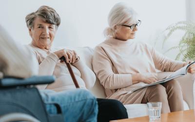 Seniors Choosing Retirement Communities for Better Living